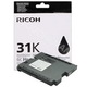 405688 Ricoh Aficio GXe2600 Gel Black Sort