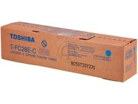 6AJ00000046 Toshiba e-studio 2330 3530 Toner Blå Cyan