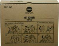 8931-621 Konica Minolta EP 70 Toner Black Sort