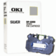 41067616 OKI DP 5000S MC-IC metalic silver