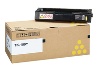 0T5JKANL0 Kyocera FS-C1020MFP Gul/Yellow toner TK150Y