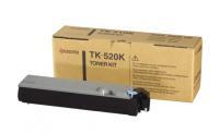 1T02HJ0EU0 TK-520K Kyocera FS-C5015N Sort toner TK520K