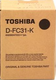 4429904700 Toshiba eStudio 210C D-FC31-K Developer Sort Black