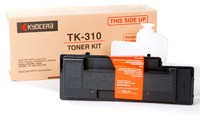 1T02F80EU0 TK-310 Kyocera FS-2000D Sort toner TK310